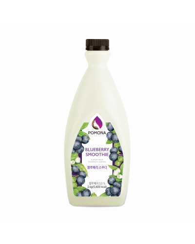 Pomona Blueberry Smoothie 2kg