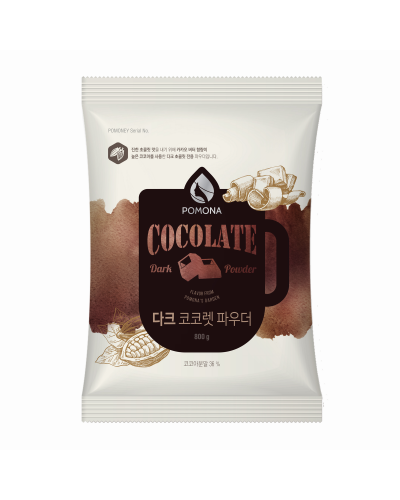 Pomona Dark Cocolate Powder 800g