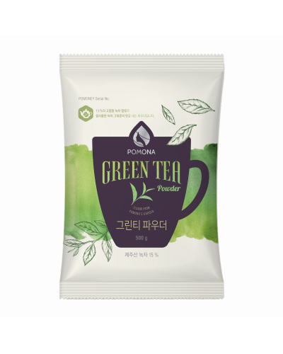 Pomona Green Tea Powder 500g