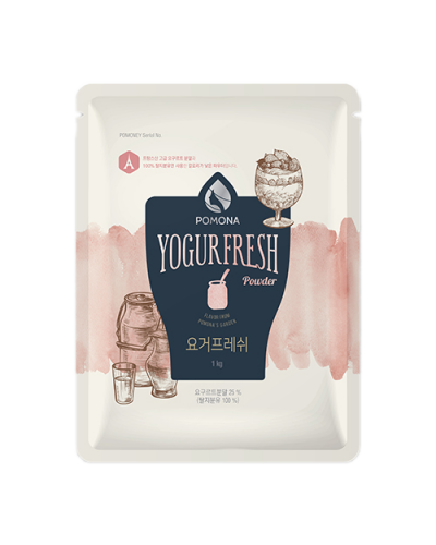 Pomona Yogur Fresh Powder 1kg